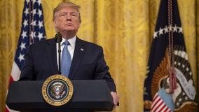 President Trump unleashes Twitter tirade during first half of Mueller hearing