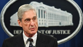 Robert Mueller takes the TV stage during Russia probe hearings