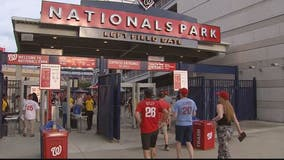 Nationals to extend protective netting at All-Star break