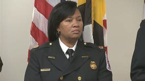 Tiffany D. Green becomes new Fire Chief of Prince George's County Fire and EMS Department