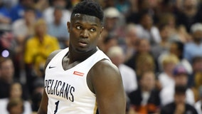 Zion Williamson signs reported 7-year, $75M contract to sell Nikes; rookie contract second only to LeBron's