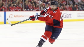 Caps Orpik retires after 15 NHL seasons, 2 Stanley Cup titles