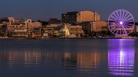 Prince George's County police investigating after body found at National Harbor