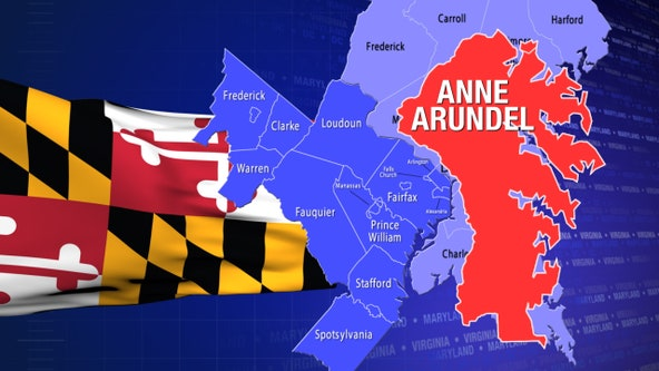 Anne Arundel County police responding to Pasadena shooting