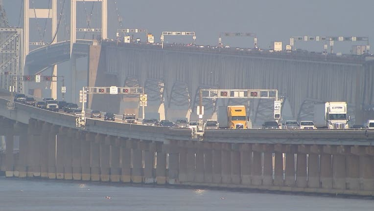 how much is the bay bridge toll