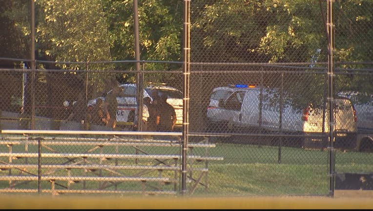 Police investigating homicide at Allen Pond Park in Bowie