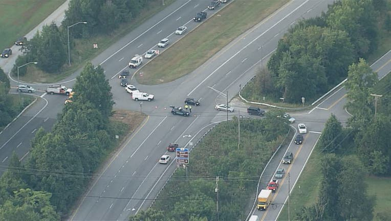 1 dead in crash involving motorcycle in Anne Arundel County