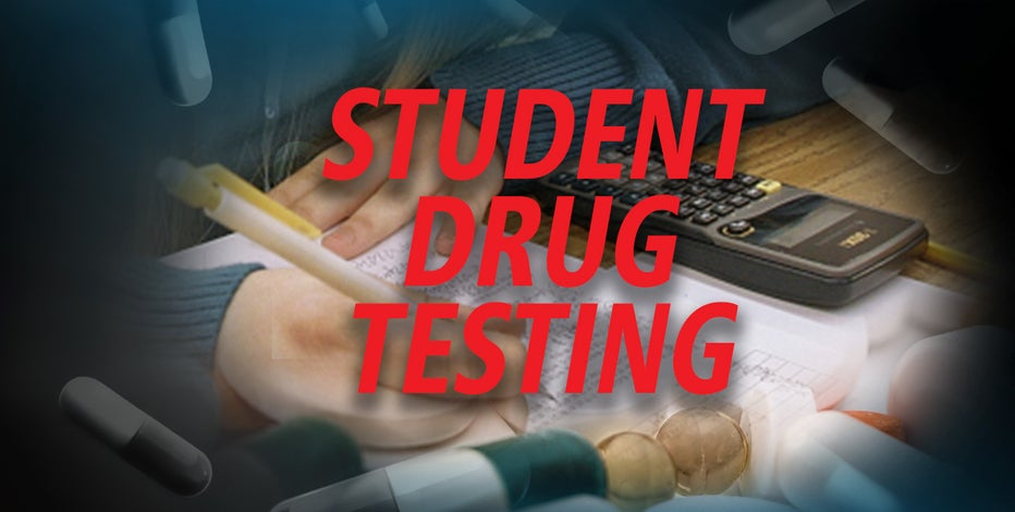 Texas district to begin drug testing students as young as 12