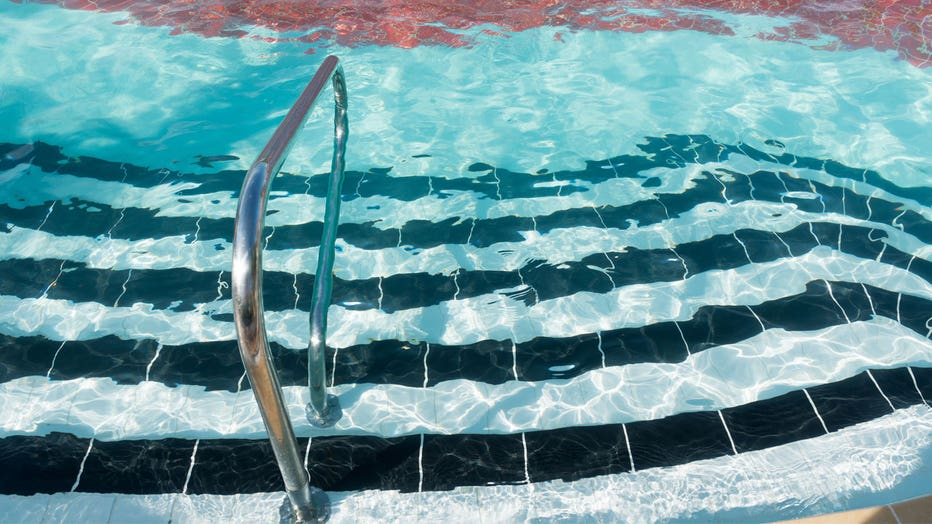 A swimming pool is shown in a file photo.