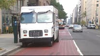 Nearly 300 vehicles illegally stopped in dedicated bus lanes in DC, according to volunteers