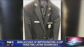 Fake cop under arrest for scamming Anne Arundel county business owners