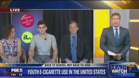 Youth e-cigarette use in the United States