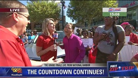 National Harbor | Zip Trip: The Countdown Continues!