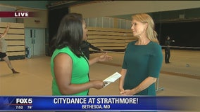Live on Location: CityDance at the Strathmore