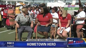 National Harbor | Zip Trip: Hometown Hero