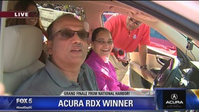 National Harbor | Zip Trip: Acura Zip Trip 2-Year Lease Giveaway
