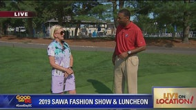 Live on Location: 2019 SAWA Fashion Show & Luncheon