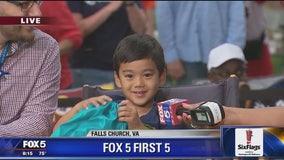 Falls Church   Zip Trip: Six Flags America FOX 5 First 5 of the Day