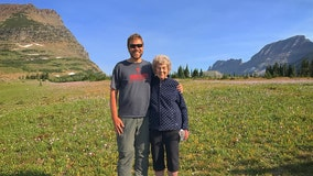 Grandson takes 89-year-old grandma to 29 national parks after she tells him she's never seen mountains