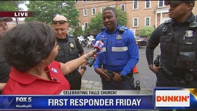 Falls Church | Zip Trip: Dunkin Donuts First Responder