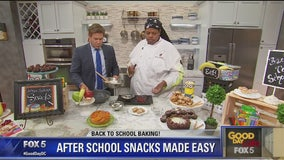 After-school snacks made easy!