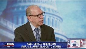 Gerald Feierstein on Fox 5 News On The Hill