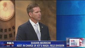 Shawn Morrow on Fox 5 News On The Hill