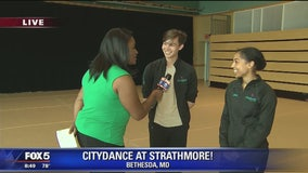 Live on Location: Meet two local dancers who are heading to Julliard