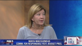 Maya Macguineas on Fox 5 News On The Hill