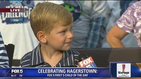Hagerstown | Zip Trip: Six Flags America FOX 5 First 5 of the Day