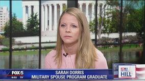 Military Spouse Program on Fox 5 News On The Hill