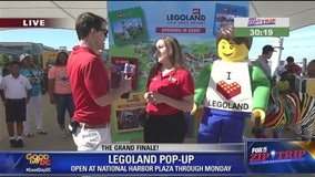 National Harbor | Zip Trip: Legoland Pop-Up