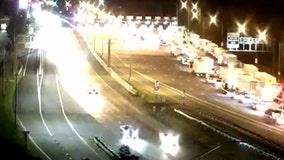 Crash causes major delays on Chesapeake Bay Bridge