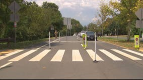 Busy Bethesda intersection could lose protection for cyclists