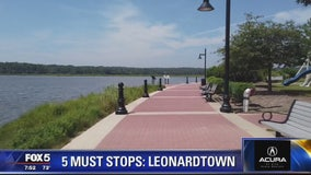 FOX 5 Zip Trip to Leonardtown! 5 Must Stops!