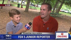 Falls Church | Zip Trip: Cold Stone Creamery Junior Reporter