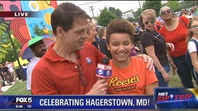 Hagerstown | Zip Trip: Fun with the Crowd!