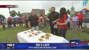 Hagerstown | Zip Trip: Rik's Café