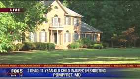 Three dead, boy shot after murder-suicide in Charles County