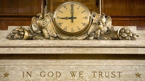 Louisiana law requires all public schools to display 'In God We Trust' starting this school year