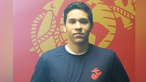 Marine Corps enlistee dies after strength test in Maryland