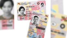 Maryland recalls 8,000 Real ID driver's licenses