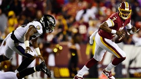 Redskins quarterback Dwayne Haskins flashes skill vs. Ravens