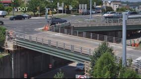 Work underway to replace Wilson Blvd Bridge in Fairfax County