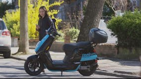 Mopeds may be the newest rideshare option to hit DC streets