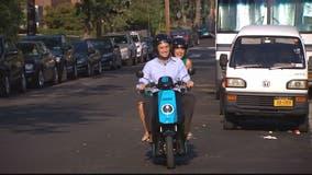 Rentable mopeds hitting DC streets starting this week