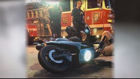 First crash on rentable moped in DC highlights risks of electric dockless vehicles