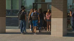First day of school for Loudoun County students