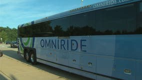 OmniRide buses resume regular service Tuesday