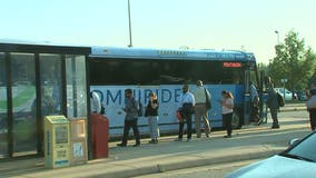 DC area commuters impacted due to OmniRide bus driver work stoppage